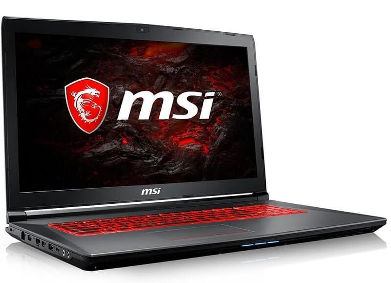 laptop msi dành cho game thủ và thiết kế đồ họa