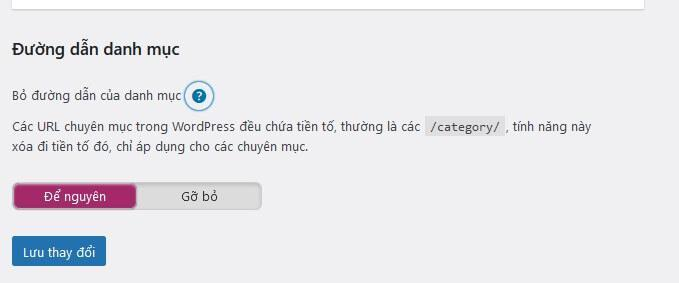 remove category url by yoast seo plugin